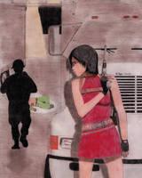 Infiltration - Ada Wong by BGShepard