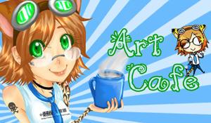 Art Cafe by EdElricsGirl