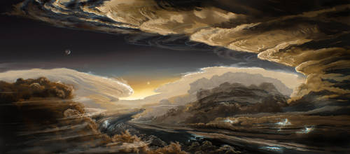 Jupiter by JustV23