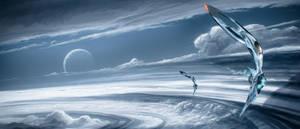 Fast skies by JustV23