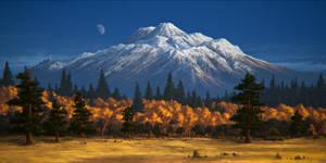 American volcano by JustV23