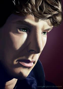Sherlock by sunnydelight18