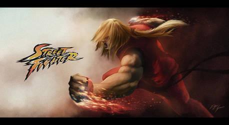 Ken by EdgarGomezArt