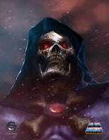 Skeletor by EdgarGomezArt