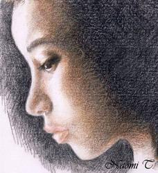 RUE -  Quick sketch by Naomi-Torrecampo