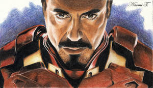 I Am Iron Man by Naomi-Torrecampo