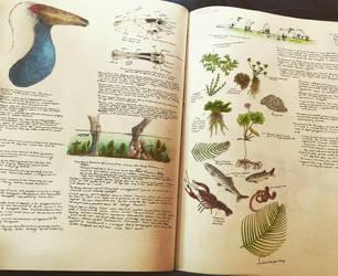Deinocheirus Study by PrehistoryByLiam