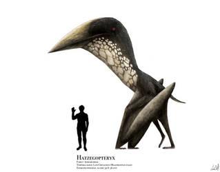 Hatzegopteryx by PrehistoryByLiam