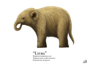Lyuba by PrehistoryByLiam