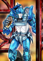 Blurr with Frappechino by kur0ageha