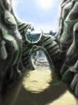 Gate of Atlantis by SHininMysticice