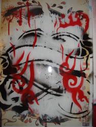 riot tattoo by jonny-riot