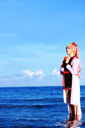 Lacus Clyne - 'Fields of Hope' by angelace9