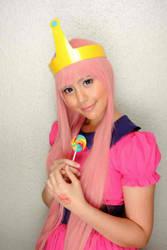 Princess Bubblegum: Adventure Time by angelace9