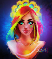 Aura by SkyRick1