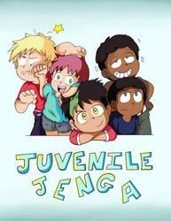 Juvenile Jenga - Cover Page by SDCharm