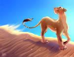 Sahara by Mistrel-Fox