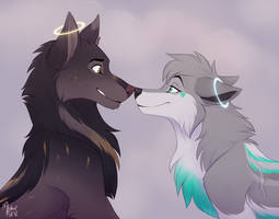 [CM] King and Clair by Mistrel-Fox