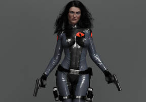 The Baroness 02 by Devy25