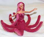 Cecaelia Barbie by TheSeaKnight