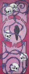 Sweet Pestilence Pink by AlizarinJen