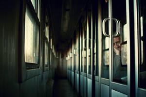 Train of Life II by vulezvrk