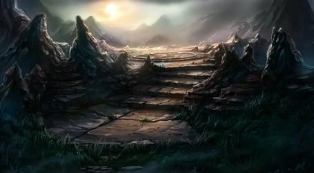 Environment Concept by KalaSketch