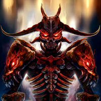 Hades -- Smite by KalaSketch