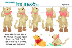 Puss in Boots 100acre Version by ManicDraconis