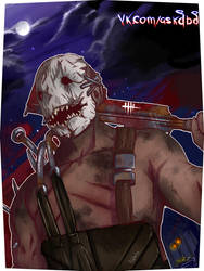Trapper by RenSaio