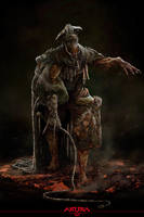 Hell-king by VVnan