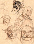 DogWarriors_03 by MyStarkey