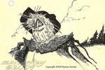 Scarecrow of Romney March by MyStarkey