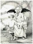 Children of Minos II by MyStarkey
