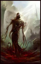 Bleeding Earth by Sergon