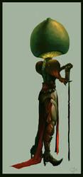 Lemon Princess by Sergon