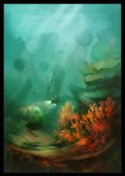 Mines by Sergon