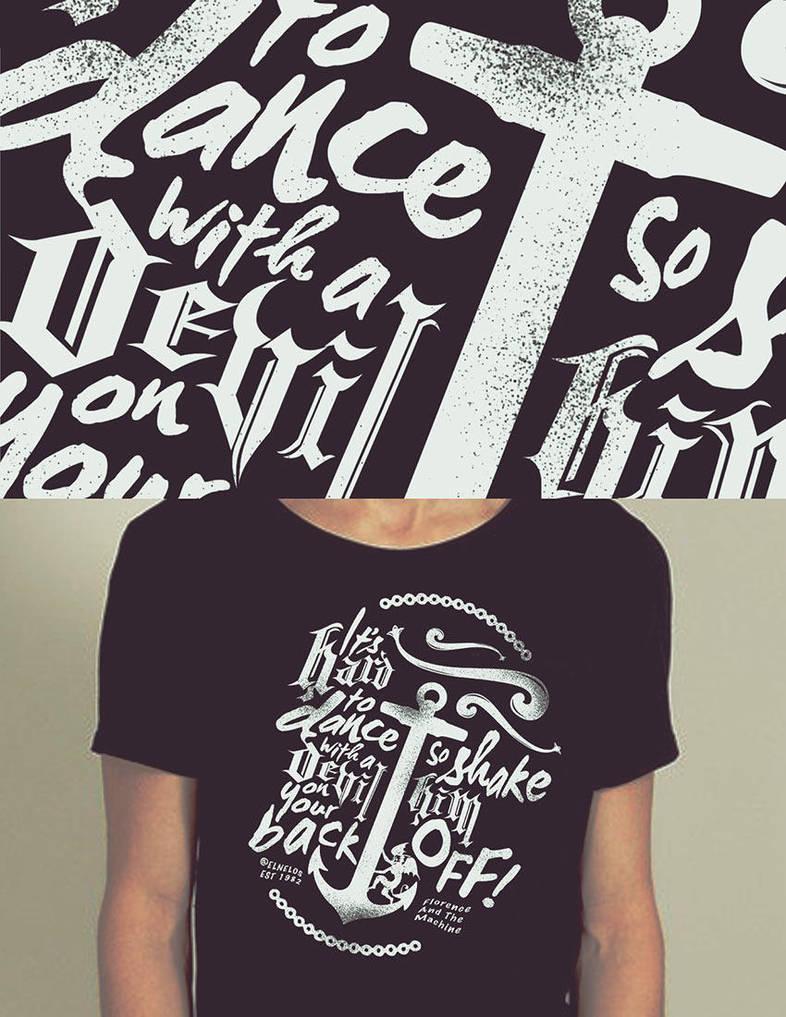 Vintage T Shirt Design By Nelos On Deviantart