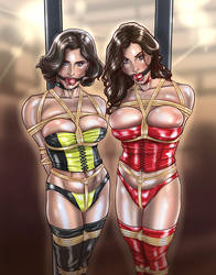Avengers Double Trouble Commission by frelncer