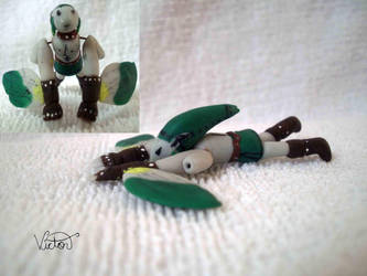 Zora Link by VictorCustomizer