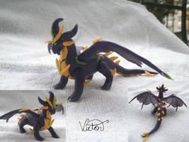 Venon Dragon malefor by VictorCustomizer