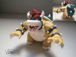 Bowser by VictorCustomizer