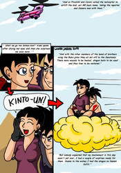 Dragonball Comic: the legend of Mr. Satan page 87 by RastaSaiyaman