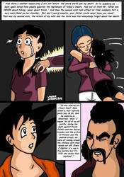 Dragonball Comic: the legend of Mr. Satan page 90 by RastaSaiyaman