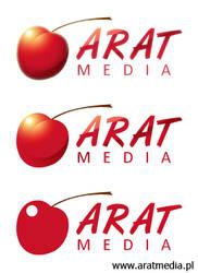 Arat Media logo by Kwiato