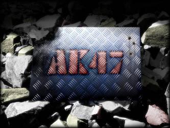 AK47-siteenter by Kwiato