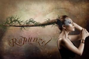 Rapunzel by Shann2j