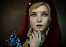 Riding Hood by Shann2j