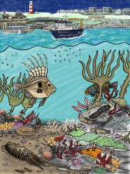 Marine Biological Association by Jackbounces