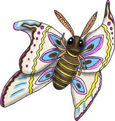 moth by Jackbounces